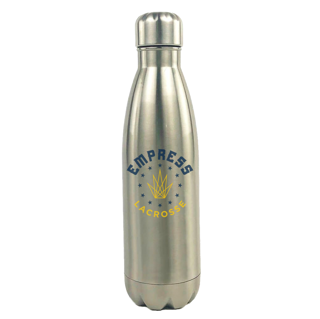 Empress Lacrosse Stainless Steel Water Bottle