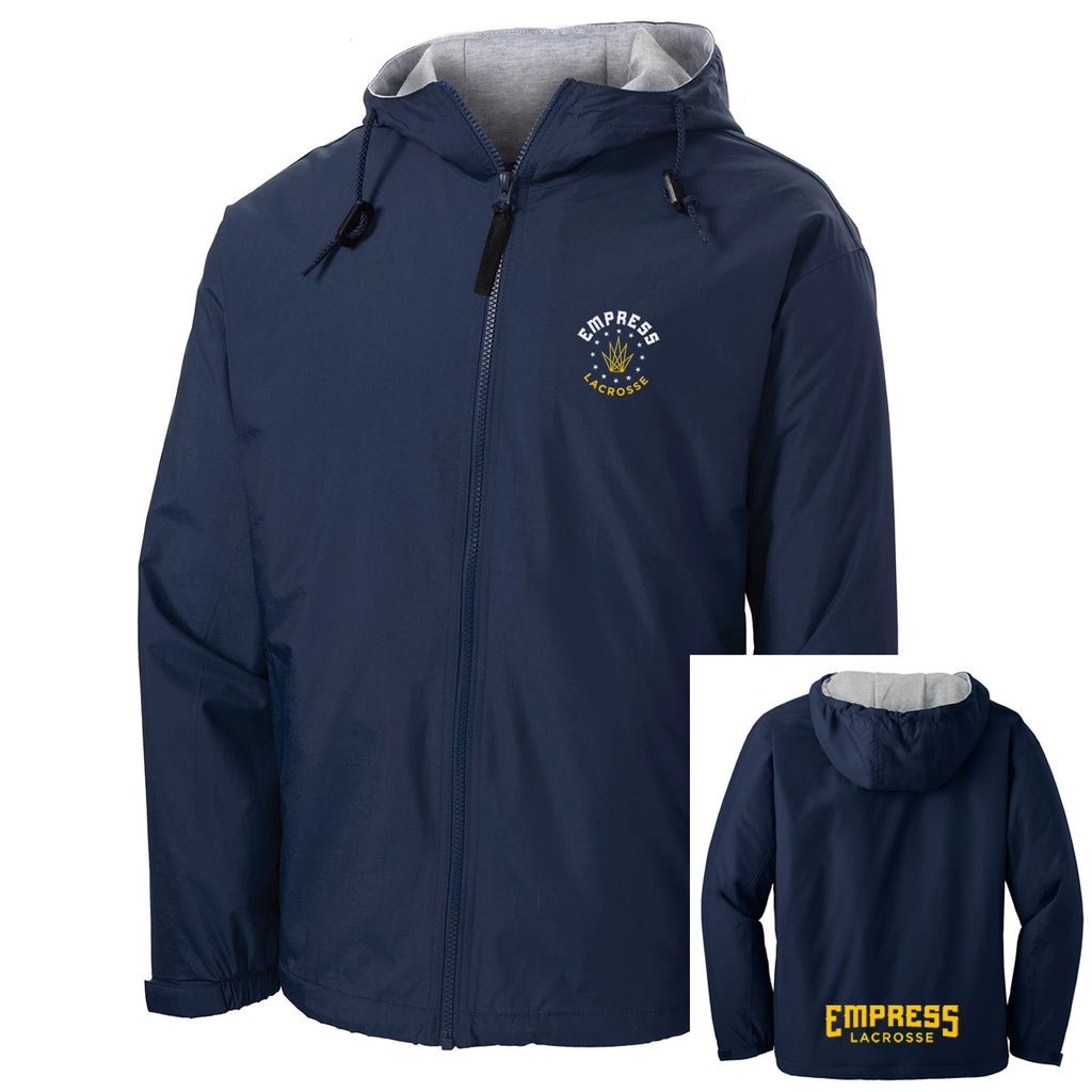 Empress Lacrosse Team Hooded Jacket