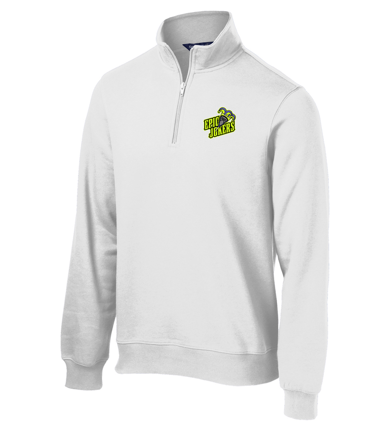 Epic Lacrosse Jokers White 1/4 Zip Fleece