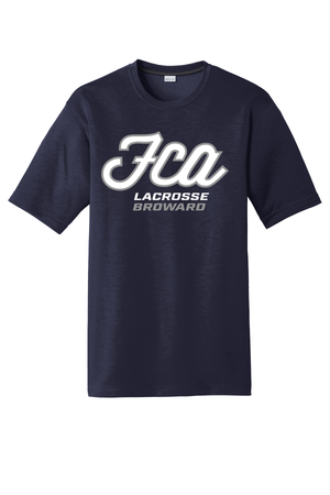 FCA Lacrosse CottonTouch Performance T-Shirt