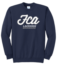 FCA Lacrosse Crew Neck Sweater