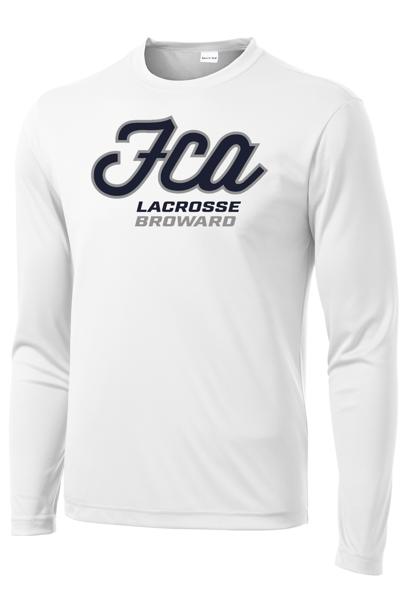 FCA Lacrosse Long Sleeve Performance Shirt