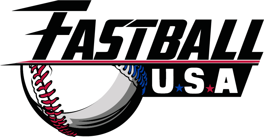 Fastball USA Baseball Car Decal