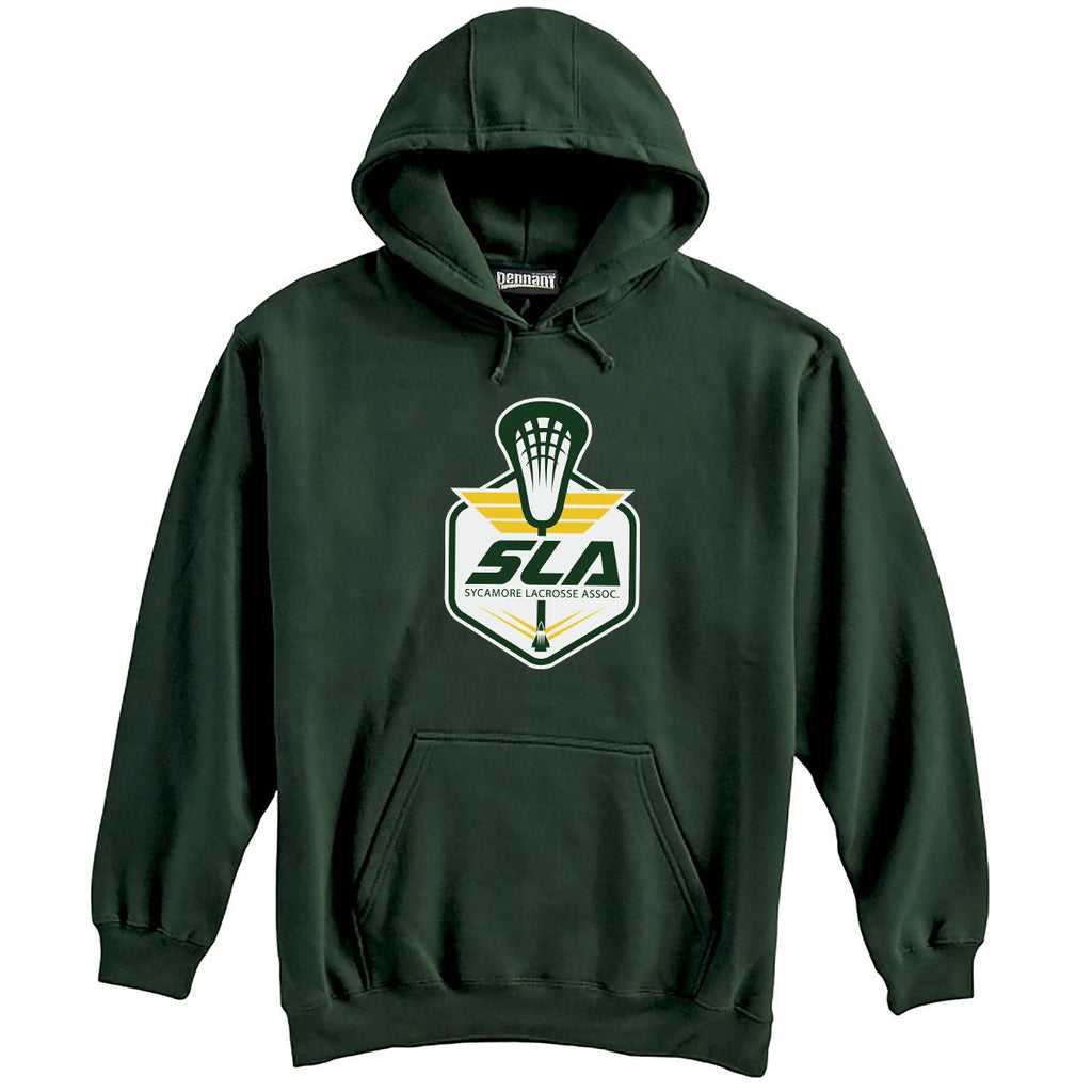 Sycamore Lacrosse Association Forest Green Sweatshirt