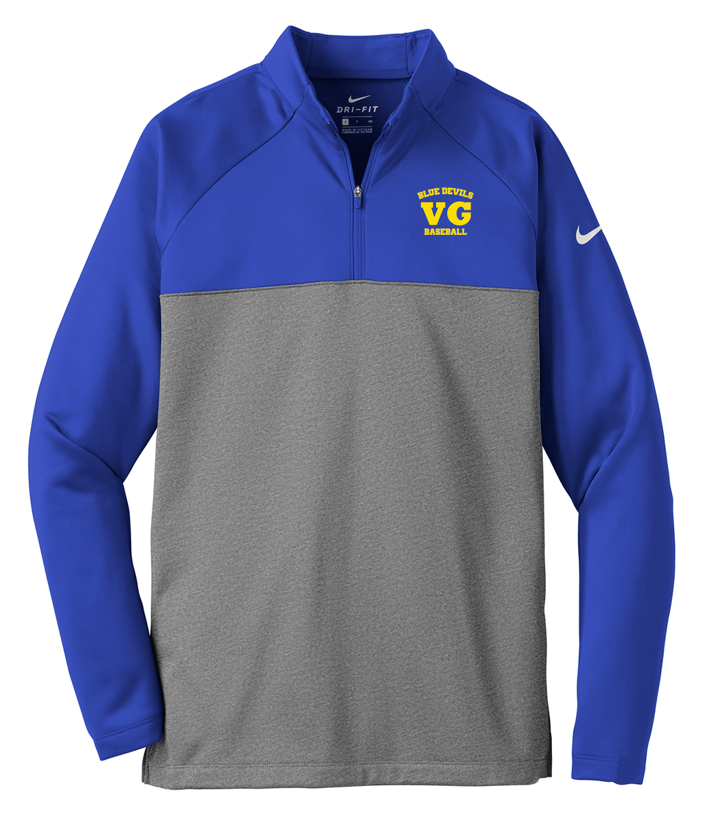 Blue Devils Baseball Nike Therma-FIT Fleece