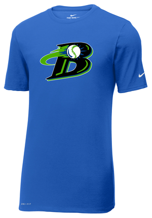 Michigan Blast Elite Baseball Nike Dri-FIT Tee