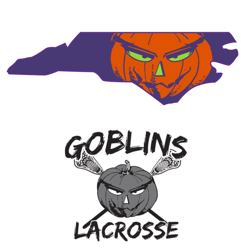 Goblins Lacrosse Sticker 2-Pack