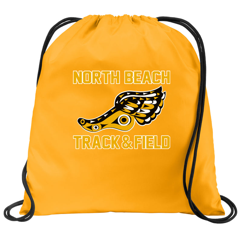 North Beach Track & Field Cinch Pack