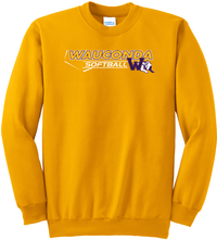 Wauconda Softball Crew Neck Sweater