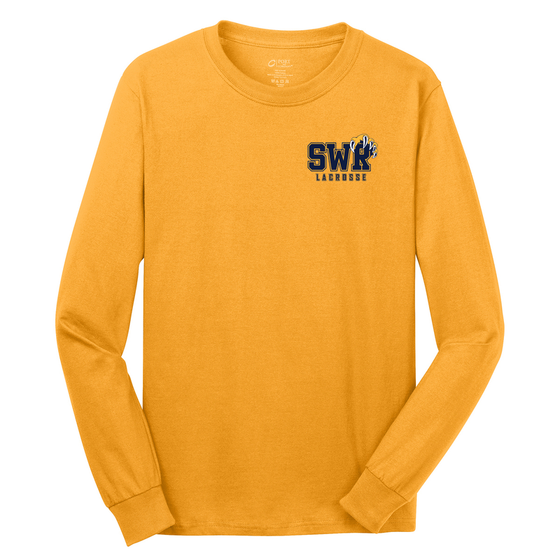 SWR Lacrosse Cotton Long Sleeve Shirt
