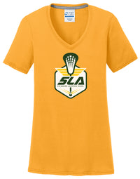 Sycamore Lacrosse Association Women's Gold T-Shirt