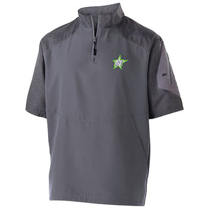 Northstar Baseball Graphite Short Sleeve Pullover
