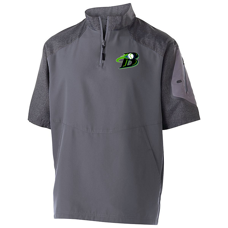 Michigan Blast Elite Baseball Short Sleeve Pullover
