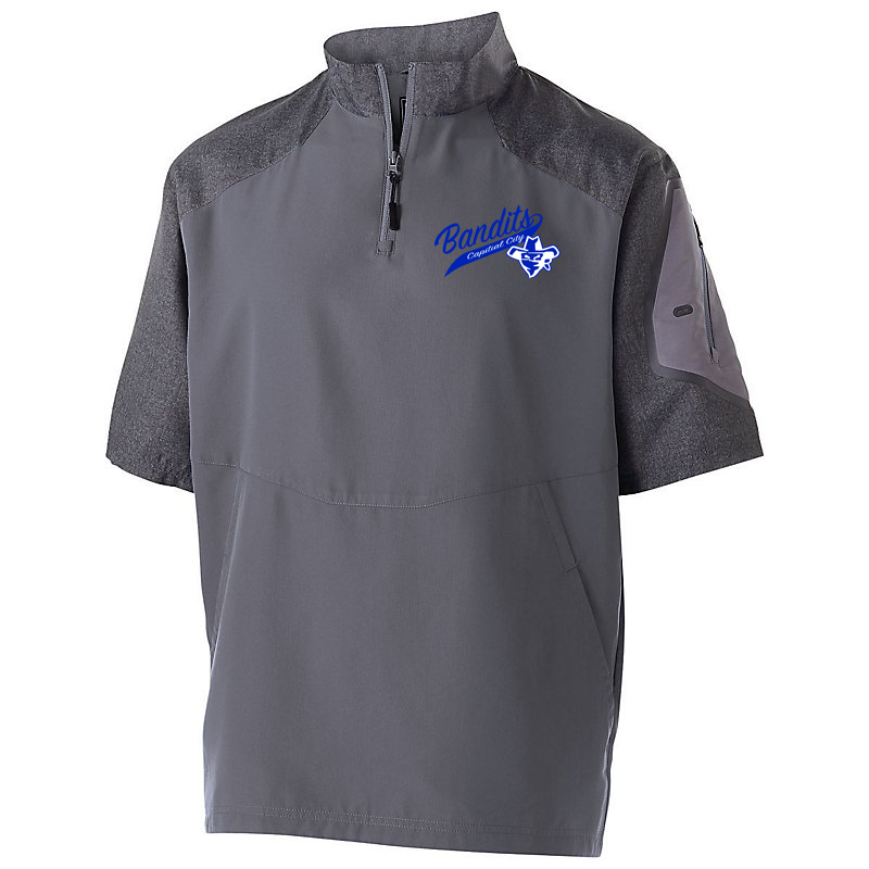 Capital City Baseball Short Sleeve Pullover