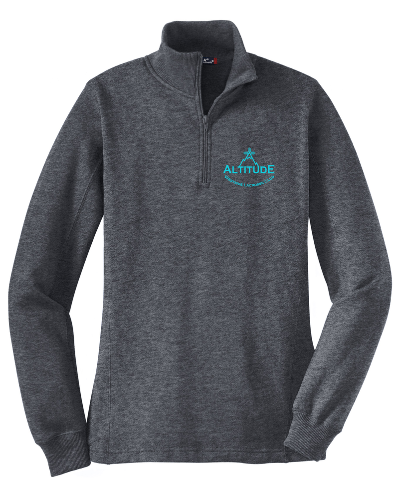 Westside Altitude Lacrosse Women's 1/4 Zip Fleece