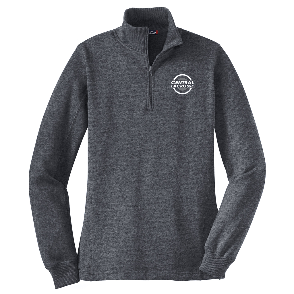 Central Girls Lacrosse Women's 1/4 Zip Fleece