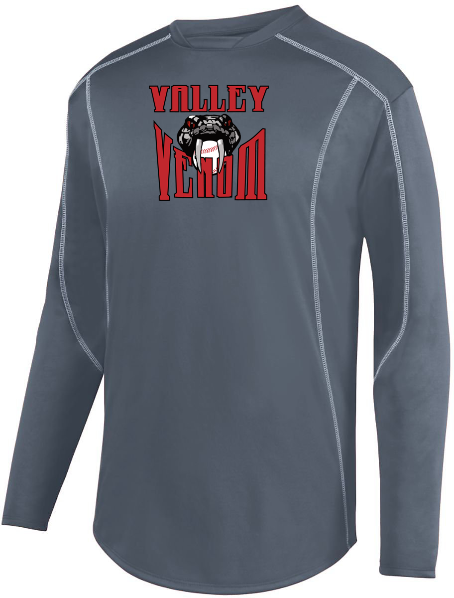 Valley Venom Baseball Warmup Pullover