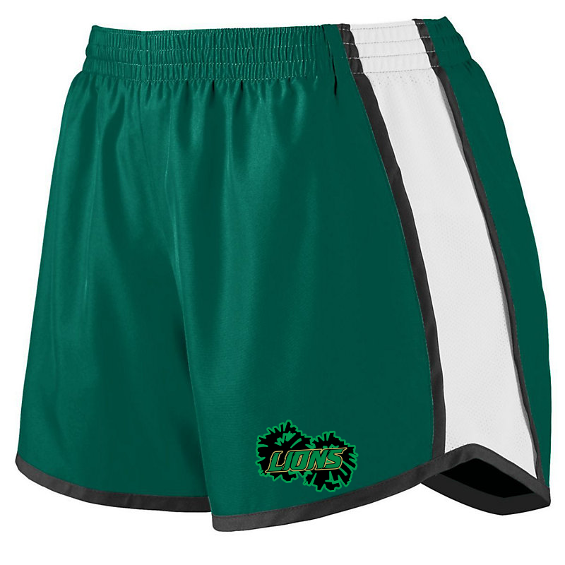 Lanierland Lions Cheer Women's Pulse Shorts