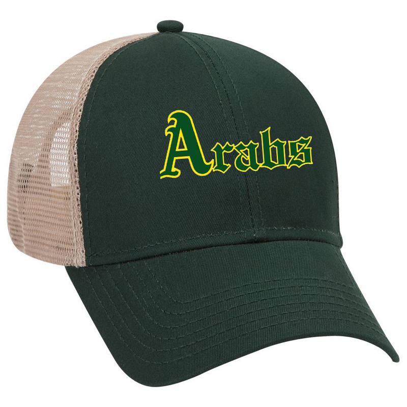 Coachella Valley Baseball Trucker Hat