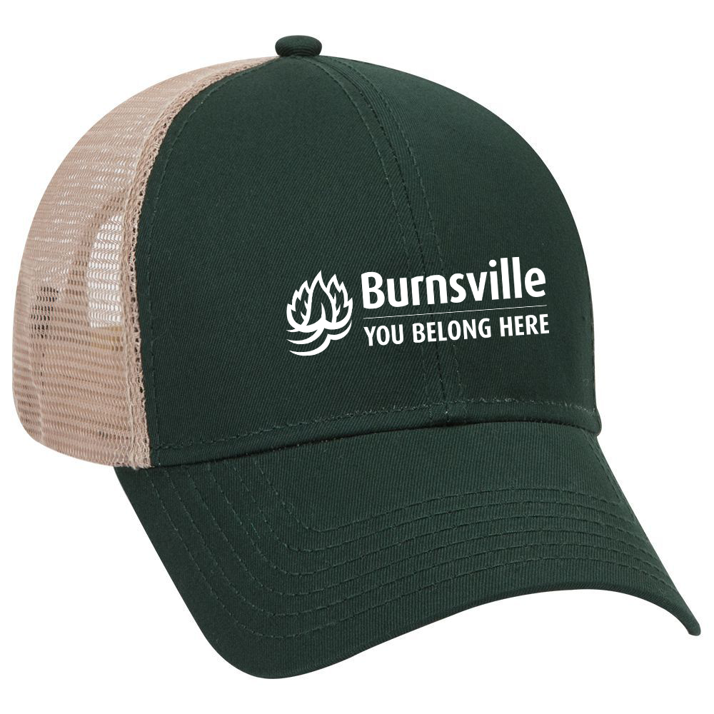 City of Burnsville Trucker Hat