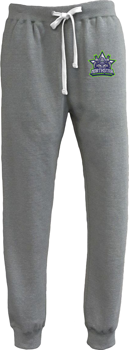 Northstar Performance Training Grey Heather Joggers