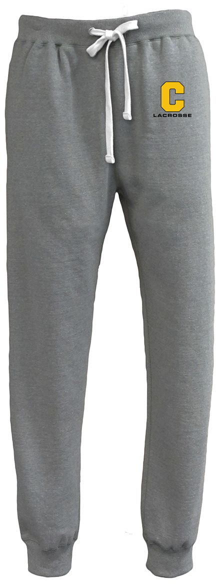 Commack Youth Lacrosse Men's Grey Heather Joggers