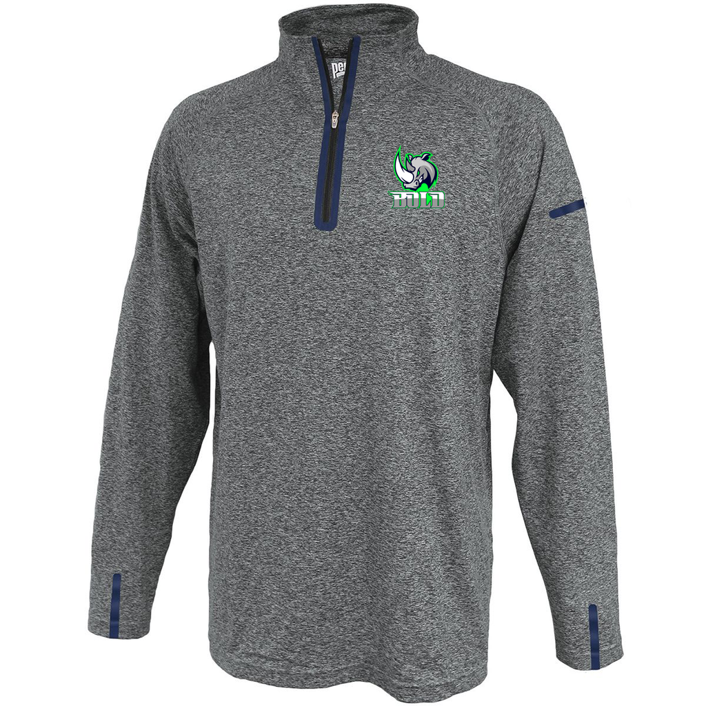 Bold Baseball Team Quarterzip