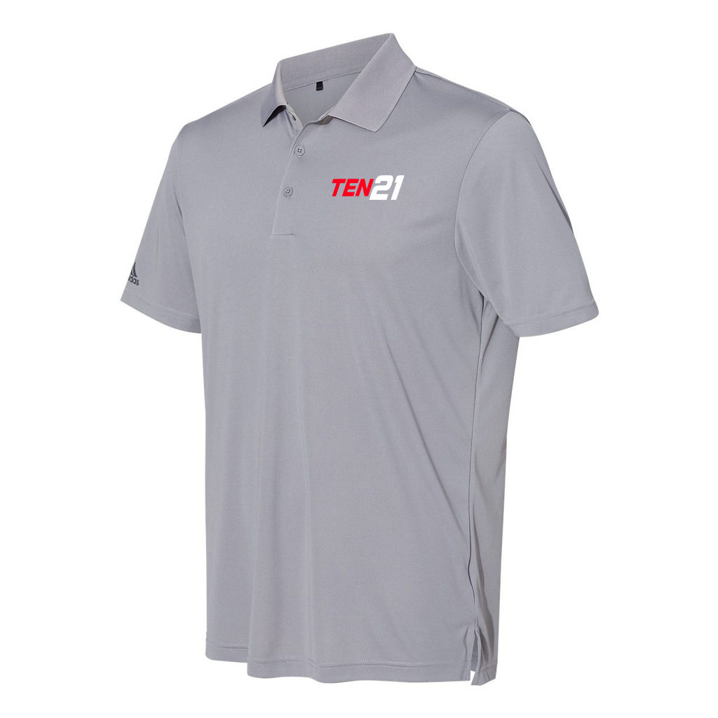 TEN21 Lacrosse Adidas Performance Sport Polo