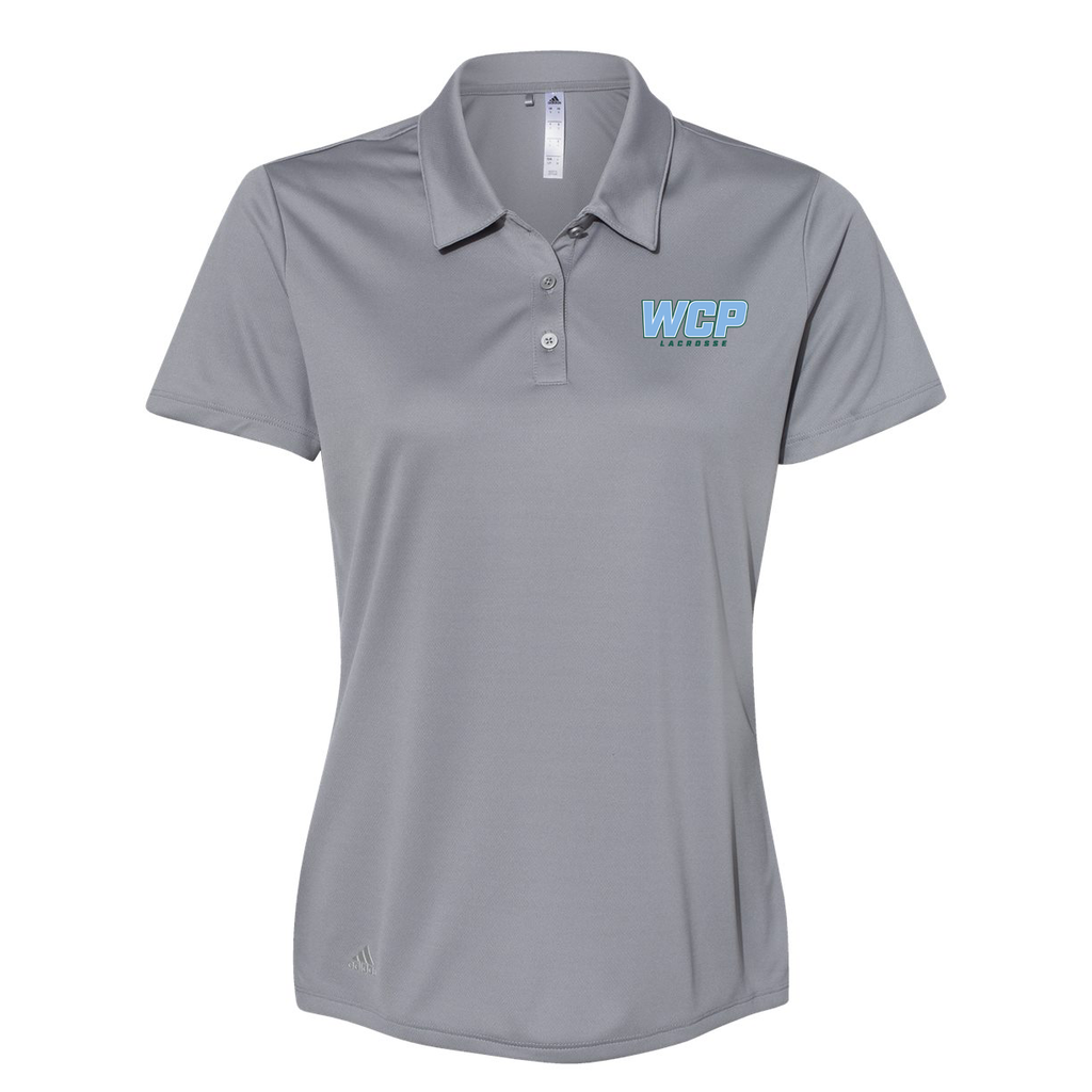 WCP Girls Lacrosse  Adidas Women's Polo