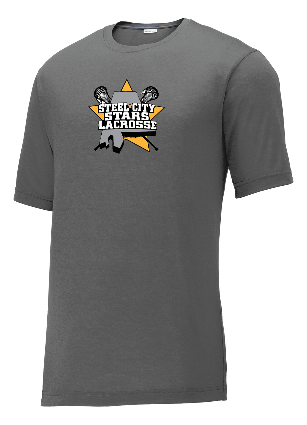 Stars Lacrosse CottonTouch Performance T-Shirt
