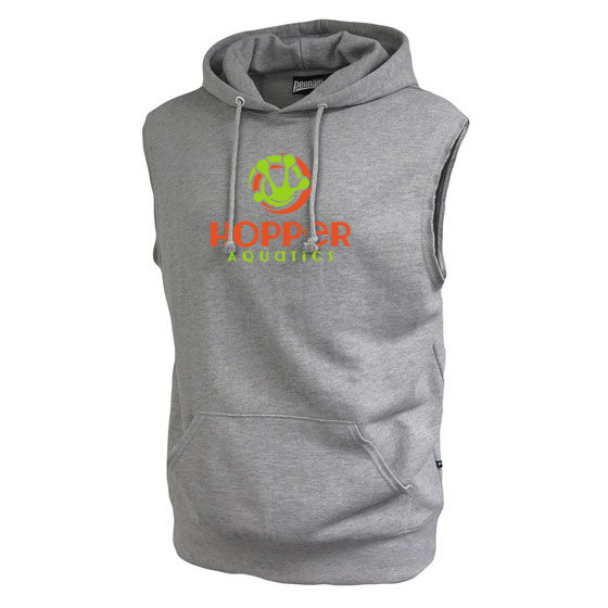 Hopper Aquatics Fleece Sleeveless Hoodie