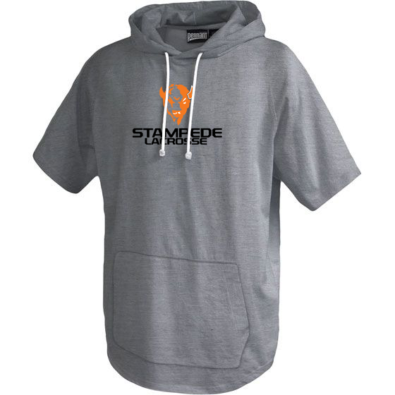 South Suburban Stampede Short Sleeve Hoodie