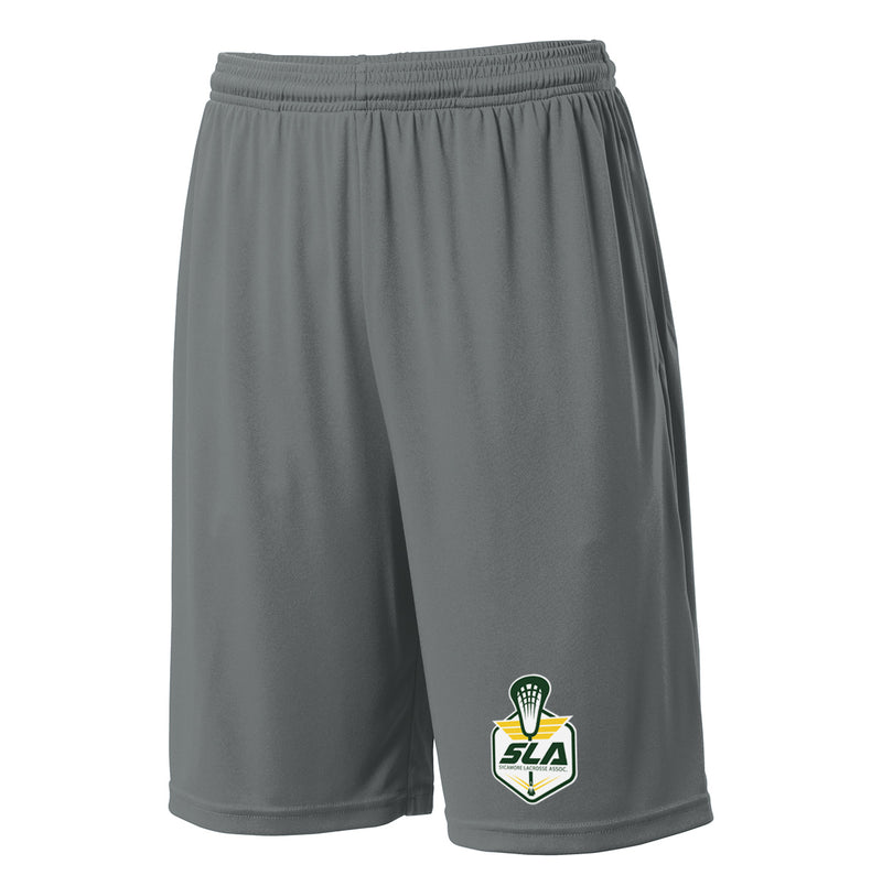 Sycamore Lacrosse Association Grey Shorts