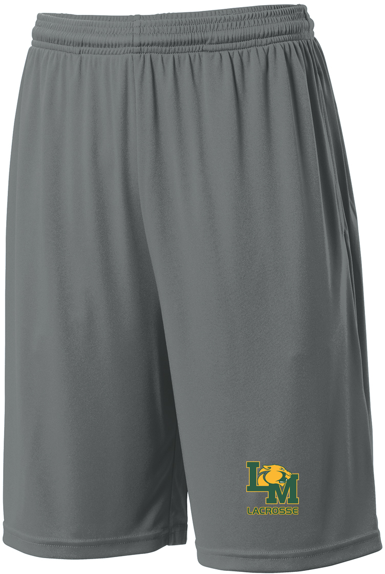 Little Miami Lacrosse Grey Shorts