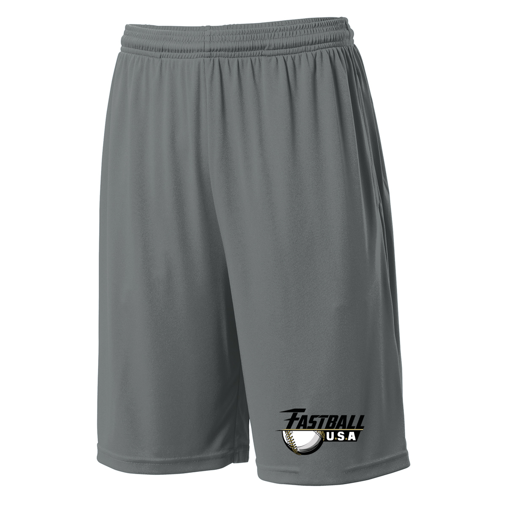 Team Fastball Baseball Shorts