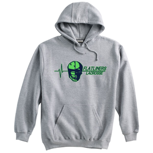 Flatliners Lacrosse Grey Sweatshirt