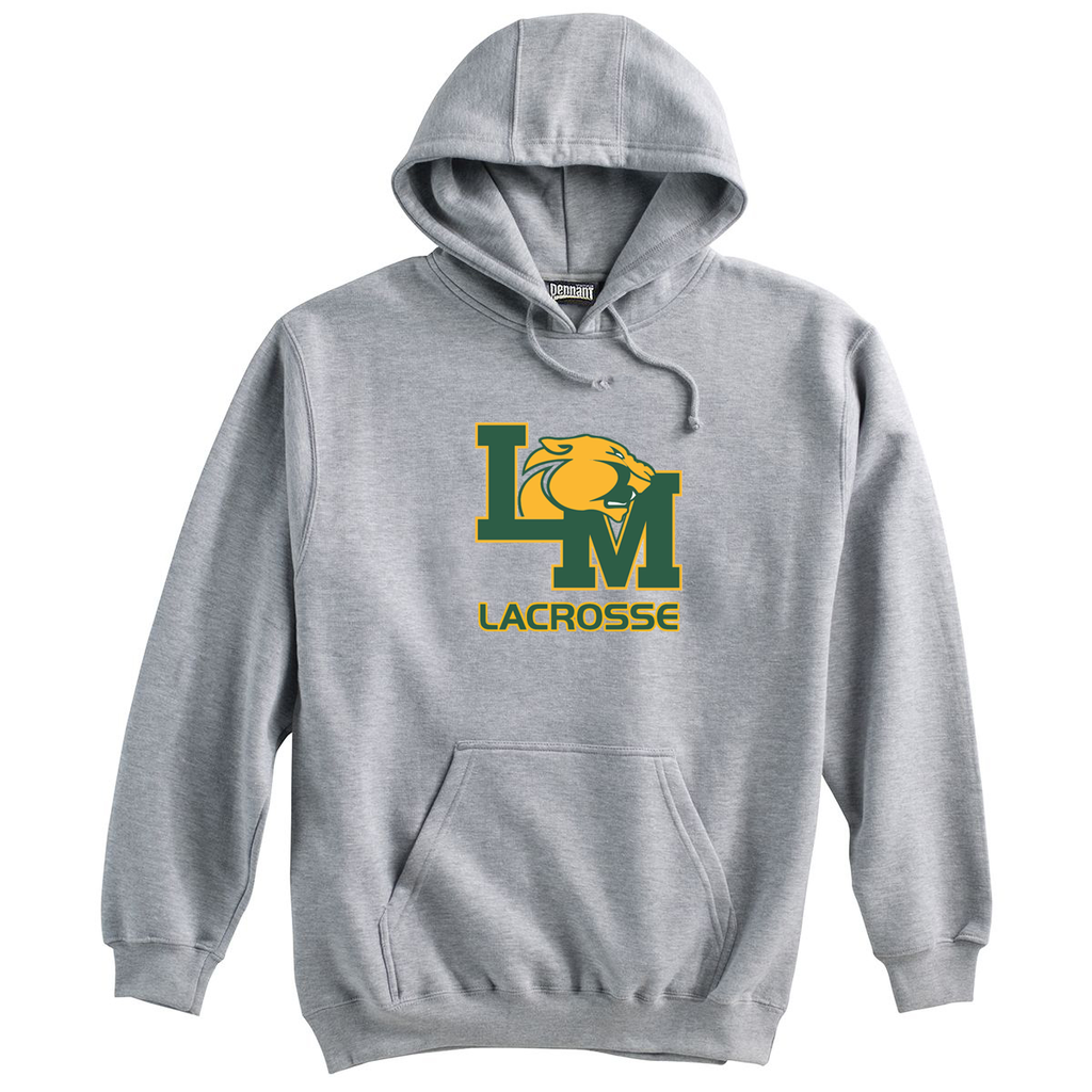 Little Miami Lacrosse Grey Sweatshirt