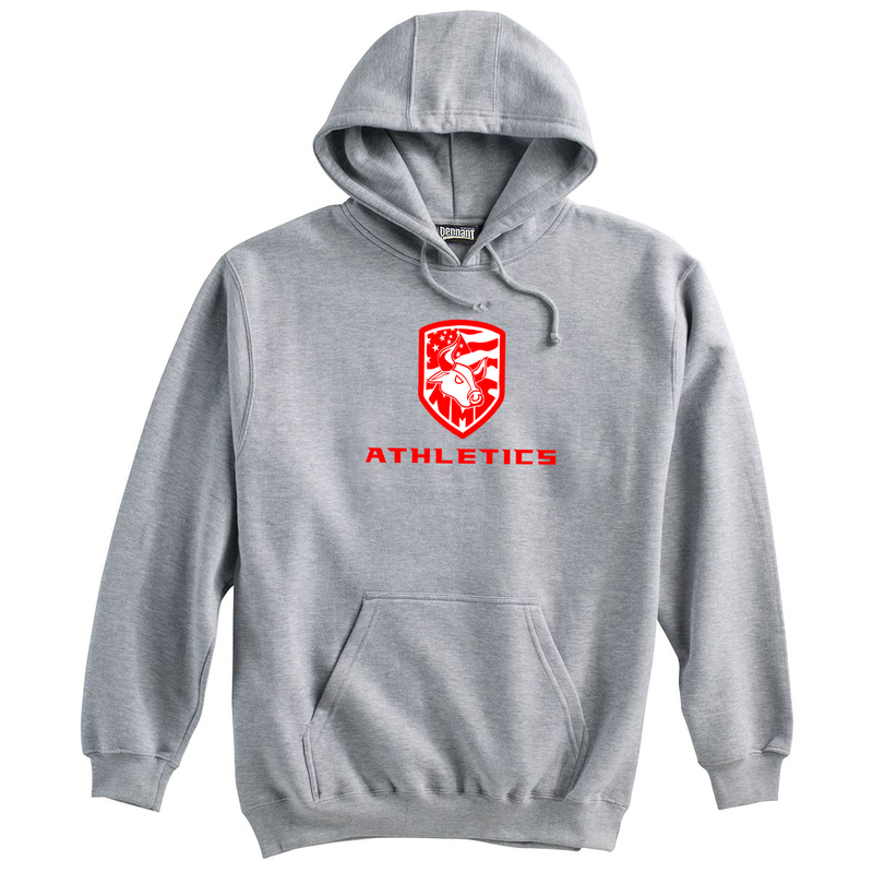 Nesaquake Middle School Athletics Grey Sweatshirt