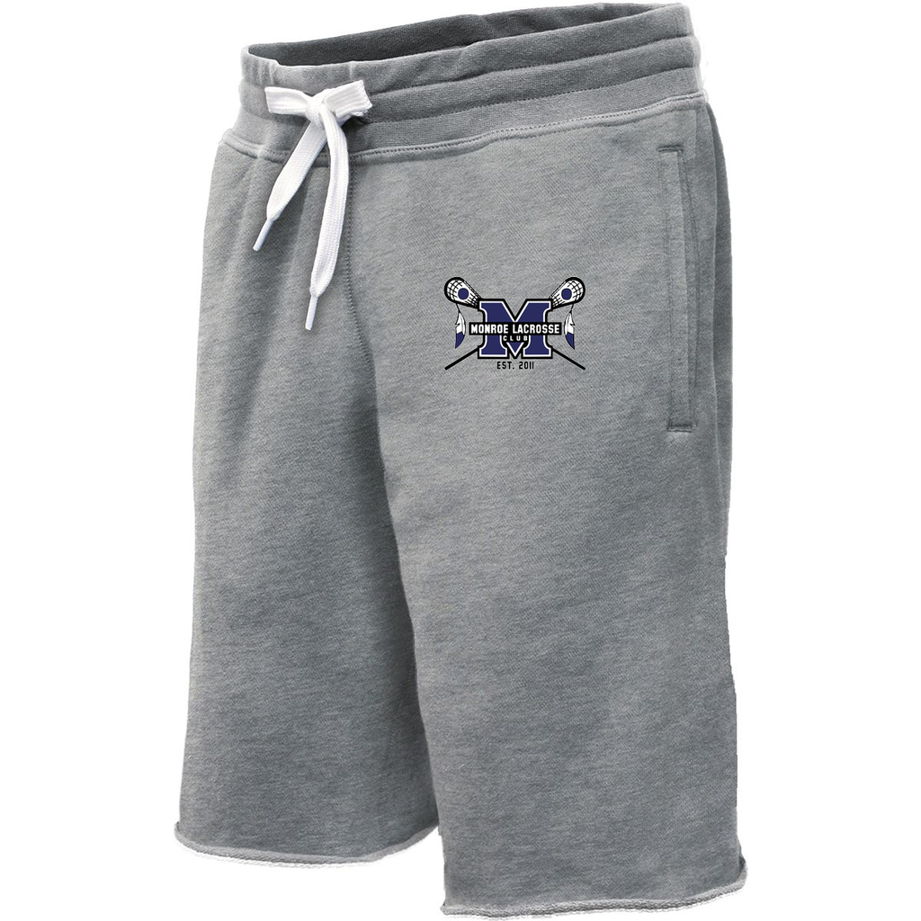 Monroe Braves Sweatshort