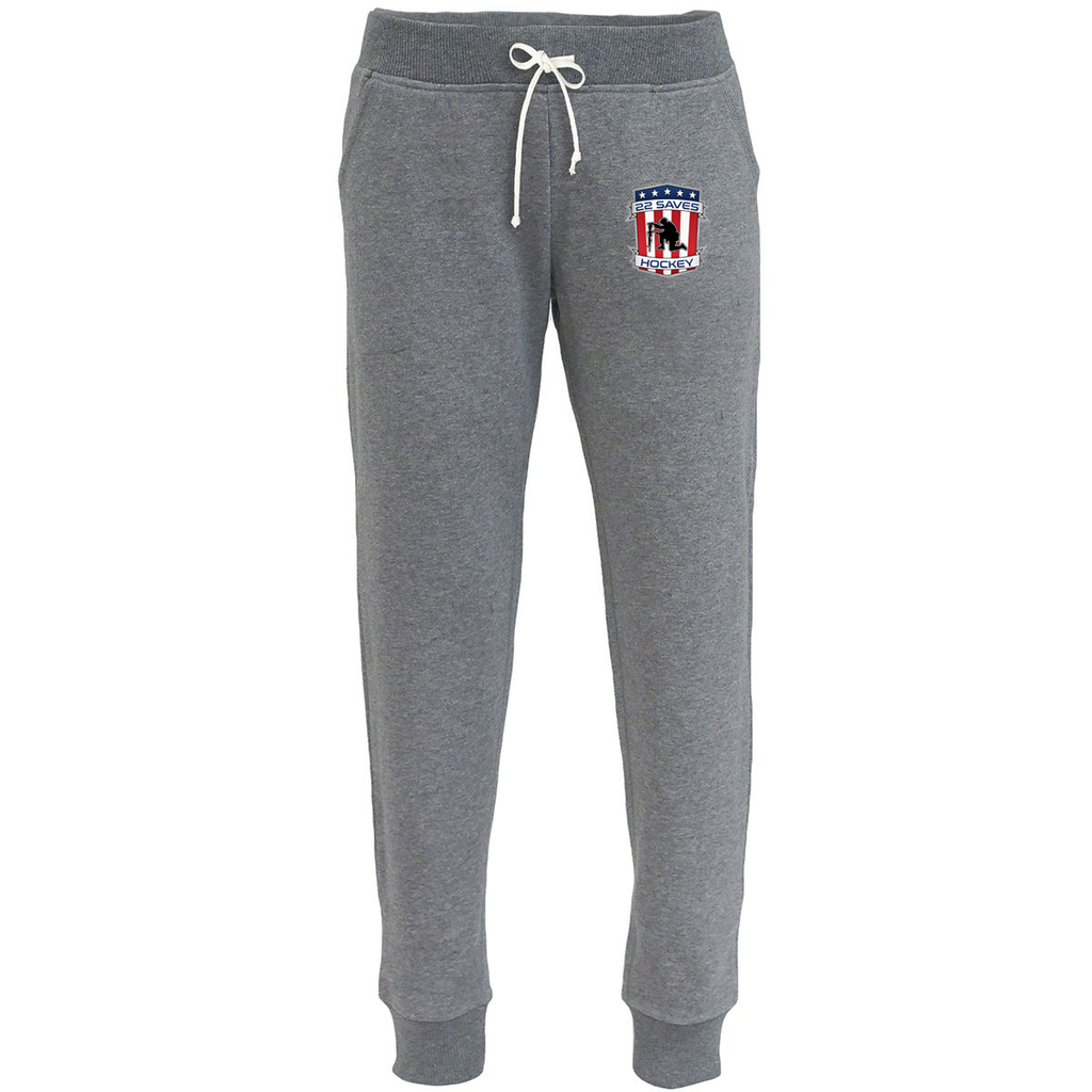 22 Saves Hockey Women's Joggers