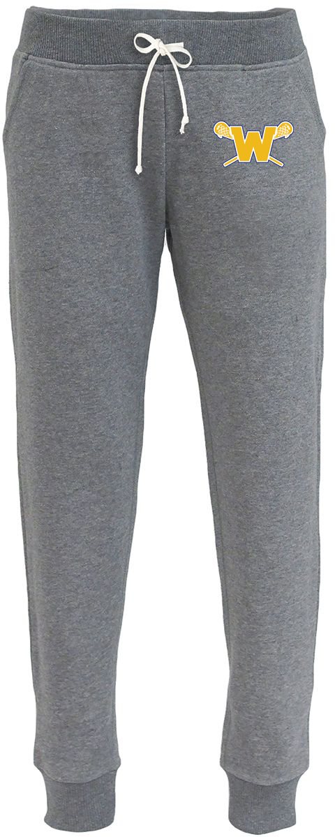 Webster Lacrosse Grey Women's Joggers