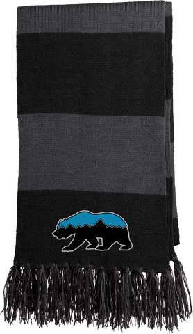 Grizz Lacrosse Team Scarf
