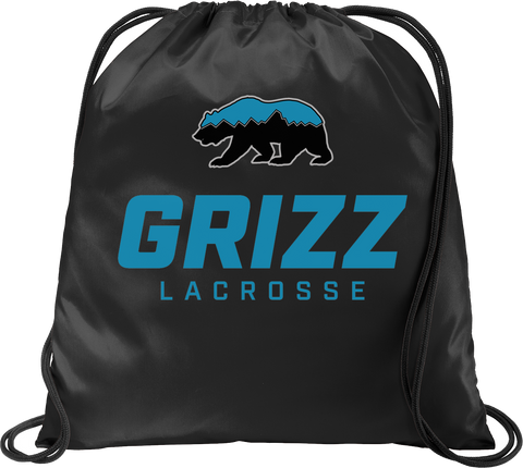 Grizz Lacrosse Cinch Pack