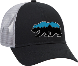 Grizz Lacrosse Trucker Hat