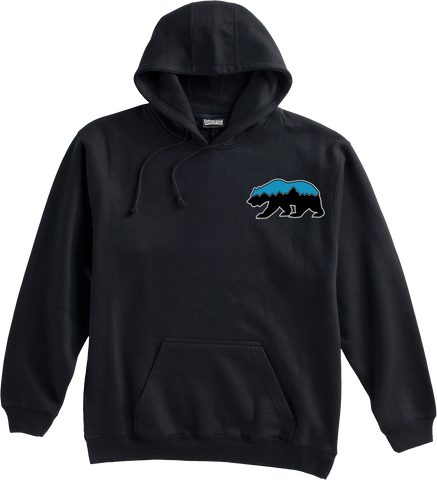 Grizz Lacrosse Logo Sweatshirt