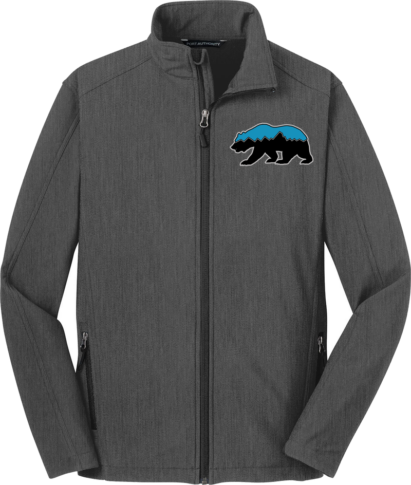 Grizz Lacrosse Soft Shell Jacket