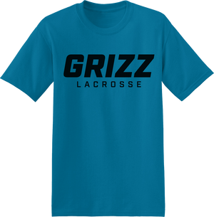 Grizz Lacrosse T-Shirt