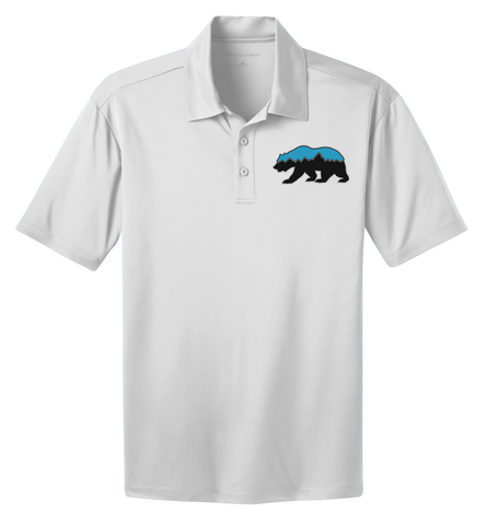 Grizz Lacrosse Polo