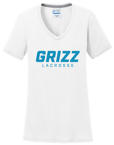 Grizz Lacrosse Women's T-Shirt