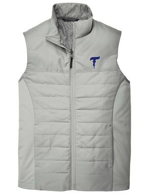 Illiana Thunderbolts Gusty Grey Vest